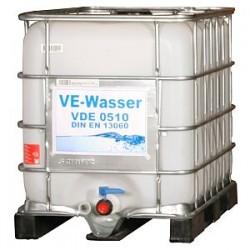 DI Water 1.000l IBC
