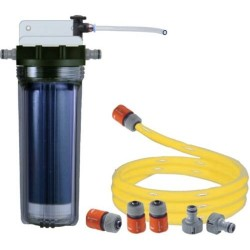 Blueline heating water refill valve