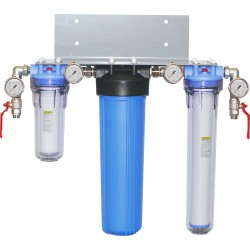 PUROS 3-stufige Aktive Filtration