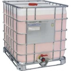 Heating water 1,000l IBC