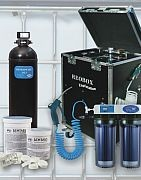 Products for filling and refilling of heating installations.